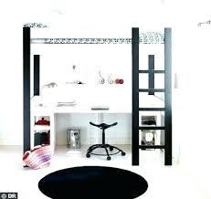 lit mezzanine bureau blanc ikea lit superpose blanc localview co