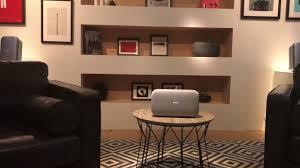 Google s Google Home Max Demo