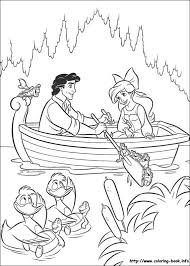 Marvellous Design Little Mermaid Coloring Page 40 The Pictures To Print And Color Last Updated May 4th