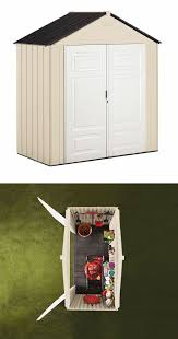 7x7 Rubbermaid Shed Menards by Best 25 Rubbermaid Storage Shed Ideas On Pinterest Rubbermaid