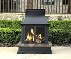 Portable Outdoor Fireplace Portable Outdoor Fireplace Lowes