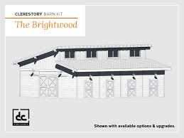 Shed Row Barns Plans by Horse Barn Kits Dc Structures