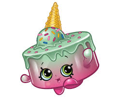Ice Cream Kate Wiki Shopkins Cake Png Transparent Background