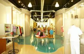 A Successful Store Needs Fixtures That Show Each Garment To Its Best Advantage