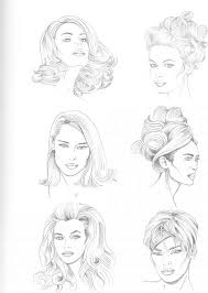 Hairstyles Design For Fashion Draw