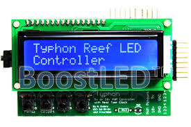 led aquarium light controller typhon reef is a small diy led controller kit from boostled news