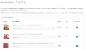 Ebay Christmas Trees Uk by Importing Listings From Ebay To Your Website