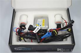 35w fast start hid xenon kit with cnlight hid xenon bulb h1 h3 h7