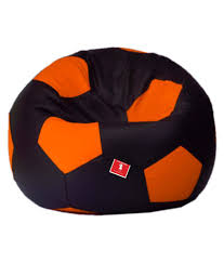 ComfyBean - Football Shape- Bean Bags - Size XXL - Filled With Beans Filler  Ccc Black Orange Ccc - Buy ComfyBean - Football Shape- Bean Bags - Size ... Welcome To Beanbagmart Home Bean Bag Mart Biggest Chair In The World Minimalist Interior Design Us 249 30 Offfootball Inflatable Sofa Air Soccer Football Self Portable Outdoor Garden Living Room Fniture Cornerin Soccers Fun Comfortable Sit And Relaxing Awb Comfybean Shape Bags Size Xxl Filled With Beans Filler Ccc Black Orange Buy Lazy Dude Store In Dhaka Bangladesh How Do I Select The Size Of A Bean Bag Much Beans Are Shop Regal In House Velvet 7 Kg Online Faux Leather