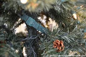 Martha Stewart Pre Lit Christmas Tree Manual by How To Repair Or Fix A Blown Fuse On Your Christmas Tree Lights