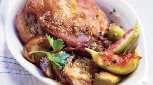 comment cuisiner des cuisses de canard confites recette cuisses de canard confites figues et cèpes recettes les