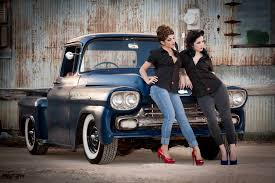 Women, Car, Jeans, Women With Cars, Old Car, Chevrolet, Pickup ... Semi Truck Wallpaper Wallpapers Browse Dump Latest Cars Models Collection Trucks 56 Old Classic Trucks Wallpaper Gallery 79 Images Volvo 2016 Best Hd Desktop And Android Image Detail For Download Free Custom Semi Truck Wallpapers 42 Chevy Wallpaperwiki Truckwpapsgallery92pluspicwpt403933 Juegosrevcom Ford 52
