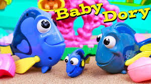 Finding Nemo Baby Bath Set by Baby Dory Finding Dory Story With Baby Kid Dory U0026 Parents Disney