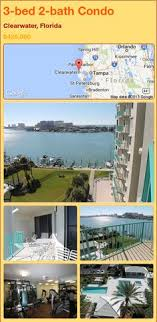 2 bed 2 bath Condo Apartment in Clearwater Florida ■$409 000