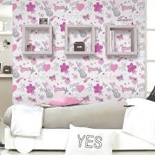 tapisserie chambre fille cuisine papier peint chambre fille galerie avec papier peint