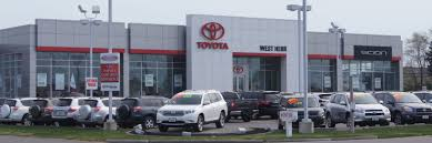 About West Herr Toyota Scion Of Williamsville | New Toyota & Scion ...