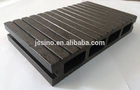 wood plastic waterproof wpc balcony flooring patio floor