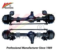 100 Truck Trailer Parts Agricultural Trailer Parts 13T Truck Axles View Truck Axles