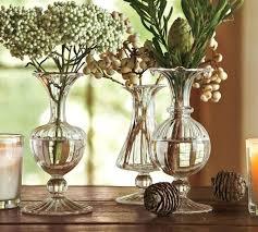 Pottery Barn Kitchen Ideas Vase Decoration With Ribbon Christmas