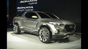 100 2015 Concept Trucks Hyundai Santa Cruz Crossover Truck Review Rendered