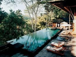 100 Bali Infinity Como Shambhala Estate Deckchairs And Infinity Pool