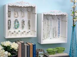 Wine Crate Jewelry Display Boxes