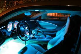 2017 Camaro Interior Lighting Kit – Skill Floor Interior