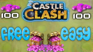 Pumpkin Duke Castle Clash Hack by How To Claim Your 200 Free Gems Castle Clash Youtube