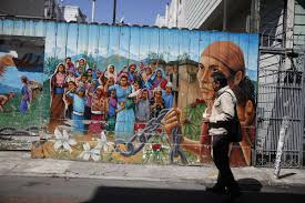 Balmy Street Murals Address by A Changing Mission The Story San Francisco Chronicle