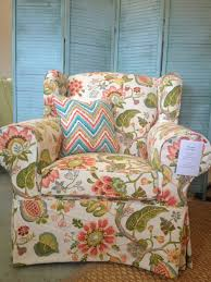 Sure Fit Wing Chair Recliner Slipcover by Decor Sure Fit Grain Sack Stripe Oversized Chair Slipcover For