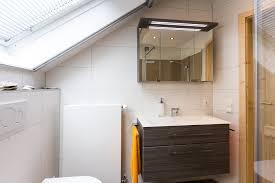 badezimmer mit dachschrä kreative möglichkeiten