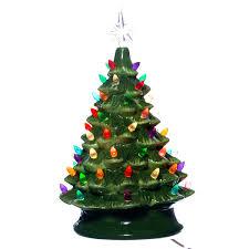 Christmas Tree Antique Ceramic Christmas Tree Ceramic Vintage
