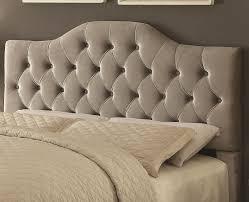 Gray Velvet King Headboard by Headbaords Queen Full King Discount Furniture Dallas