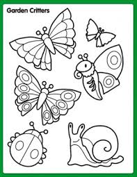 Free Printable Spring Coloring Activity Pages At Crayola