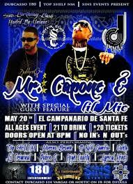 Mr Capone E O Lil MIC Hip Hop Rap At El Campanario De Santa Fe