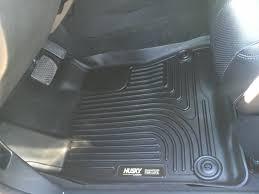 Husky Liners Weatherbeater Floor Liners by Husky Liner U0027s Weather Beater Review 2016 Honda Civic Forum