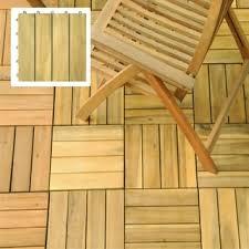 eucalyptus 6 slat snapping deck tiles box of 10 free shipping
