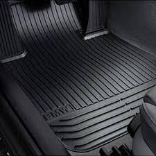 51470439164x genuine bmw rubber floor mats e82 e88 128i 135i
