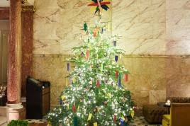 Which Christmas Tree Smells The Best Uk by Spruce Up The Best Christmas Trees In London London Evening