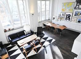 retro kunst wohnzimmer wohnideen einrichten