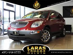 100 Buick Trucks Used 2012 Enclave For Sale In Duluth GA 30096 Lara Truck Sales