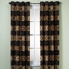 Sound Deadening Curtains Bed Bath And Beyond by Rio Window Panel Bed Bath U0026 Beyond