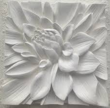 Top 15 Of White 3D Wall Art