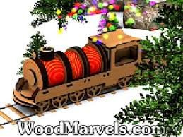 build your own wooden train engine youtube