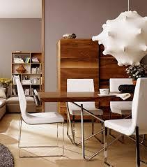walnussholz farbe verwendung mehr schöner wohnen