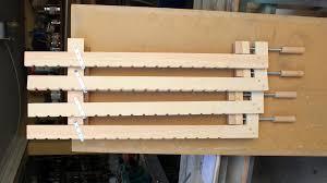 Homemade Wood Bar Clamps