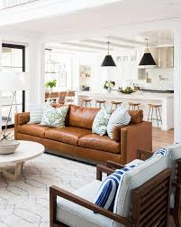 Brown Couch Decor Ideas by Collection In Leather Living Room Ideas And Best 25 Leather Living