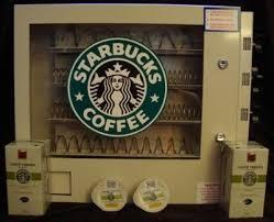 Canadas First Coffee Tea Pod Vending Machine