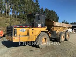 Caterpillar D250E - Articulated Dump Trucks (ADTs) - Construction ...
