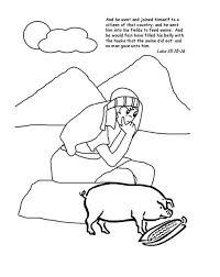 Workinwithkidswordpress The Prodigal Son With A Swine